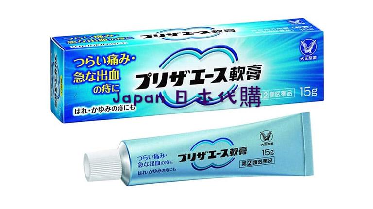thuốc bôi trĩ Taisho của Nhật