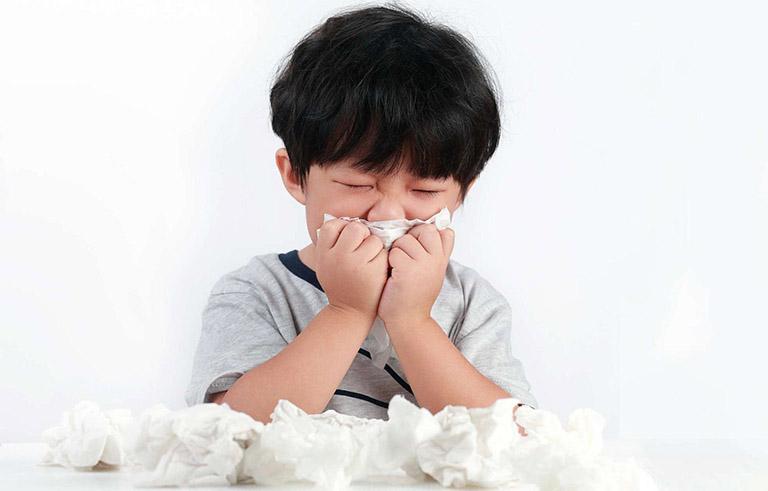 Một số lưu ý khi sử dụng thuốc chữa dị ứng thời tiết cho trẻ