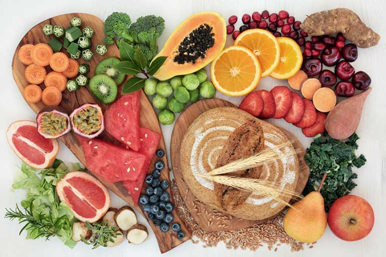 Nên tăng cường bổ sung chất xơ vào chế độ ăn uống