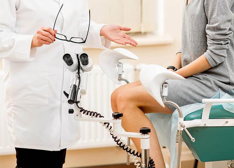 Chẩn đoán bệnh ung thư buồng trứng