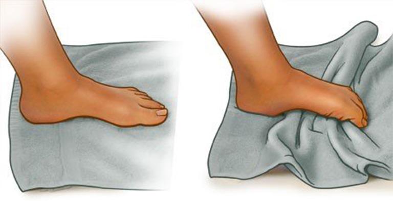 Các bài tập vật lý trị liệu bàn chân bẹt hiệu quả