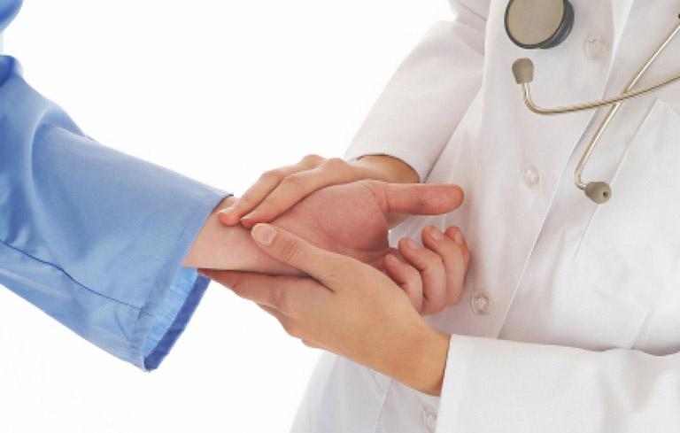 Bài tập vật lý trị liệu đứt gân tay nhanh phục hồi