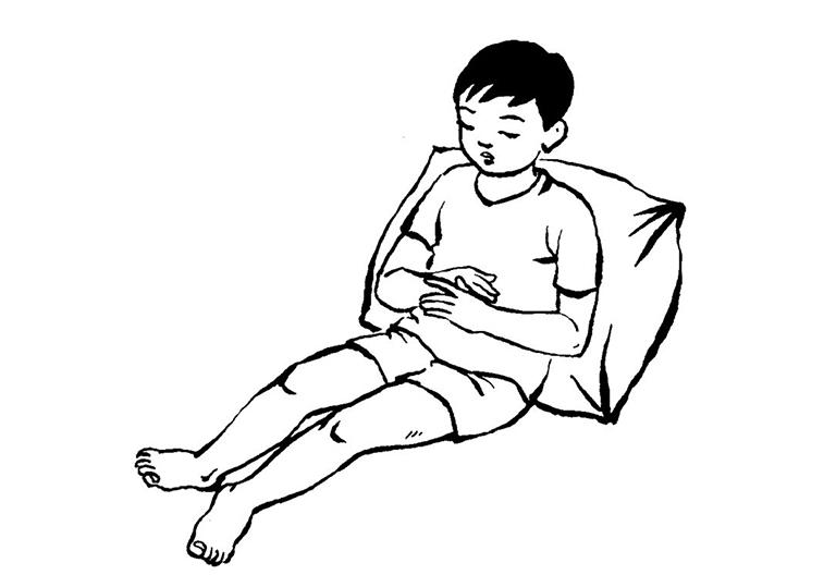 Bài tập vật lý trị liệu giúp tăng cường độ giãn nở của lồng ngực bằng bài tập hít thở sâu