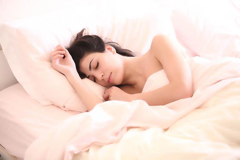 Ngủ sớm, ngủ đủ giấc