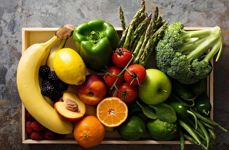 Điều chỉnh thói quen ăn uống giúp đẩy lùi bệnh táo bón hiệu quả