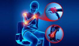 Đau mỏi vai gáy tê bì chân tay cảnh báo bệnh gì?