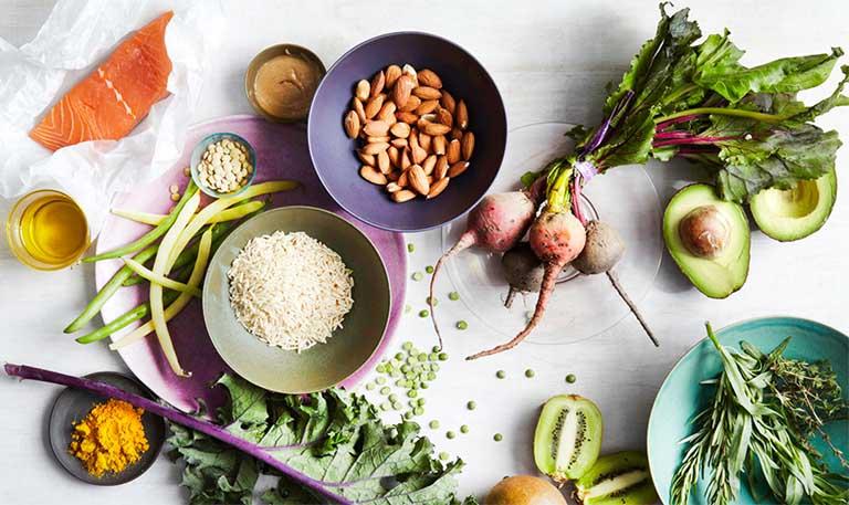 Xây dựng và duy trì chế độ ăn uống lành mạnh