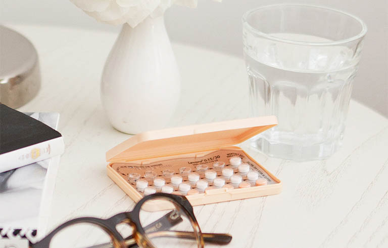 Sử dụng thuốc tránh thai sau khi sinh
