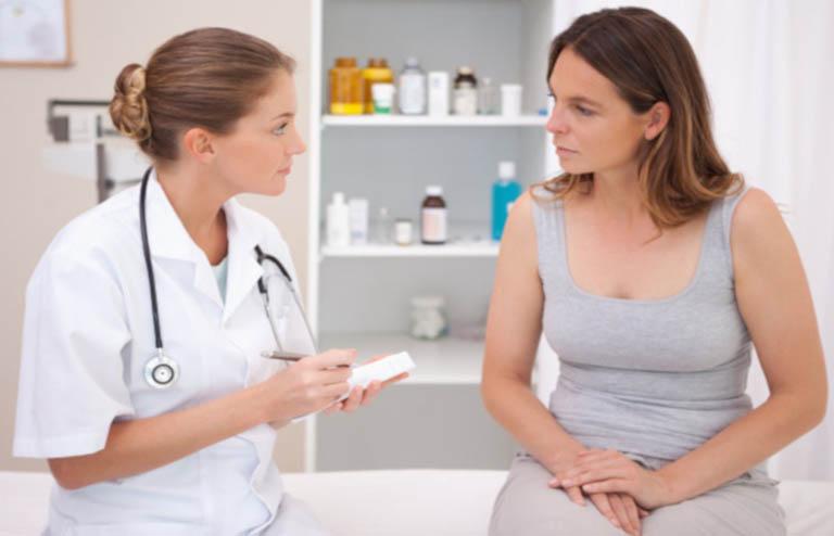 Bệnh ghẻ xốn được chẩn đoán thông qua những tổn thương thực thể, triệu chứng lâm sàng và tiền sử mắc bệnh