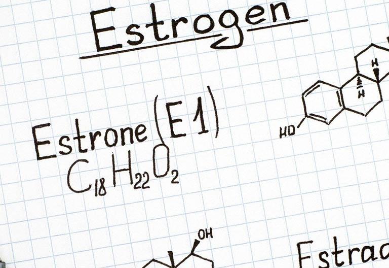 Nồng độ hormone sinh dục nữ estrogen