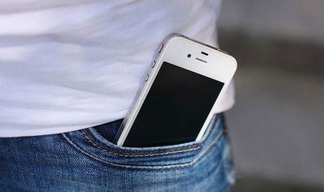 Sóng điện thoại có gây vô sinh không?
