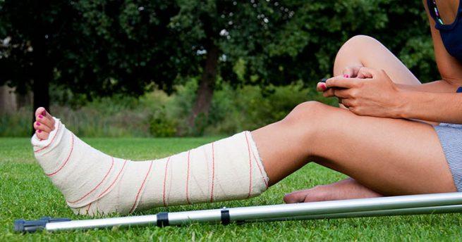 Bài tập vật lý trị liệu sau gãy chân nhanh phục hồi