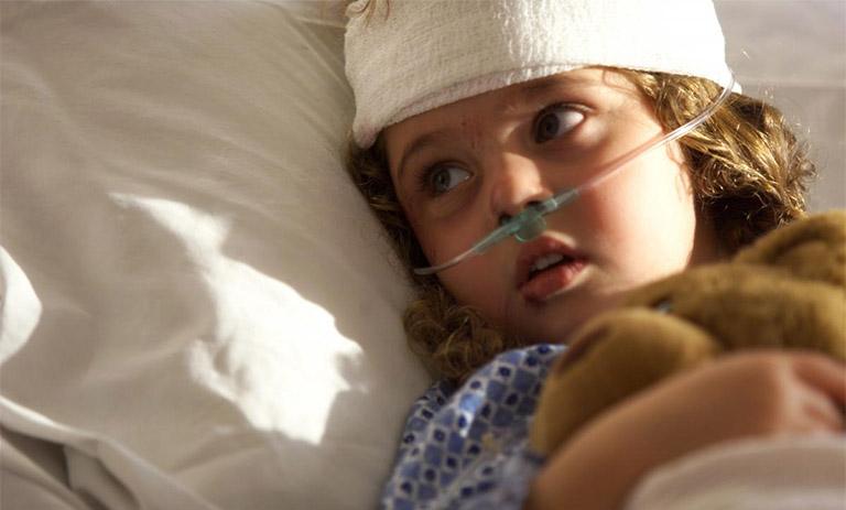 Ung thư buồng trứng ở trẻ em - Dấu hiệu cần cảnh giác!