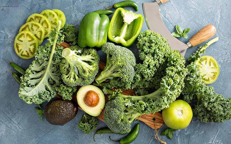 Áp dụng chế độ ăn uống hợp lý