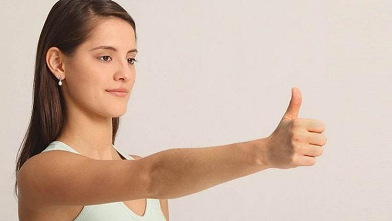 Một số lưu ý khi tập vật lý trị liệu cổ vai gáy