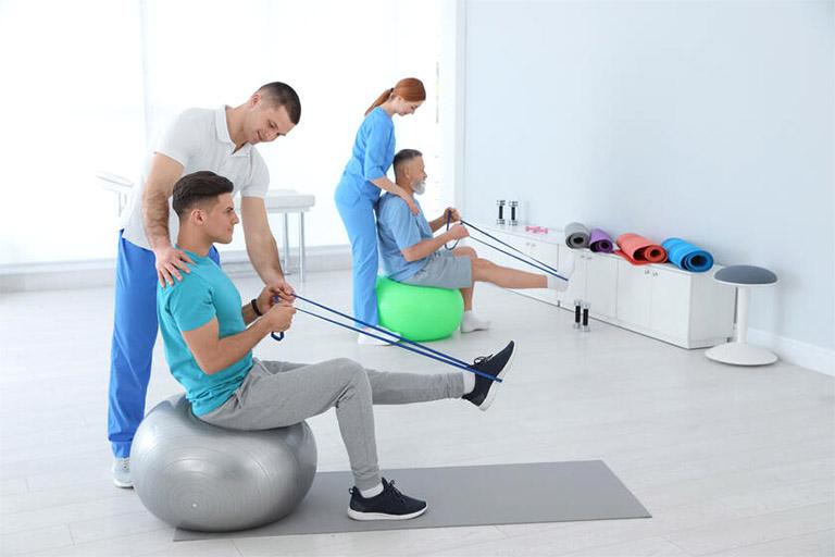 Tổng hợp các địa chỉ khám và tập vật lý trị liệu phục hồi chức nằng ở Hà Nội