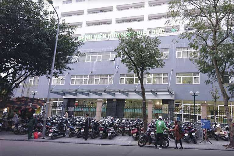 Bệnh viện Hữu Nghị Việt Đức đã và đang triển khai nhiều gói dịch vụ tập vật lý trị liệu chất lượng cao