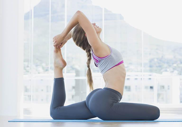 Duy trì thói quen luyện tập và vận động mỗi ngày