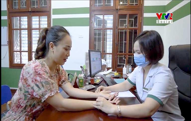 Trung tâm Thuốc dân tộc khám chữa bệnh mề đay bằng YHCT