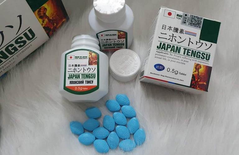 Công dụng của Japan Tengsu