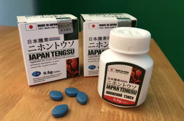 Cách sử dụng Japan Tengsu