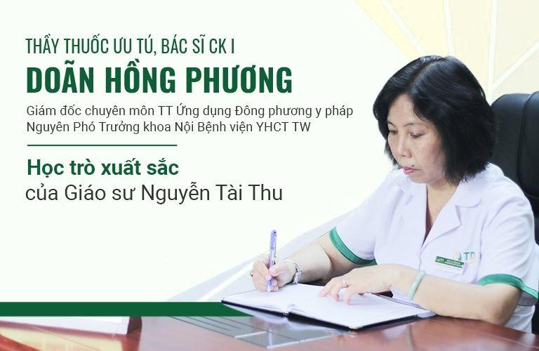 Bác sĩ Doãn Hồng Phương