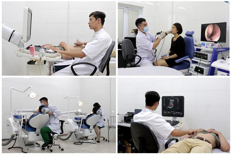 Trải nghiệm khám sức khỏe tổng quát với điều kiện dịch vụ tốt nhất