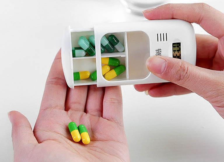 Sử dụng thuốc giảm tiết axit dạ dày