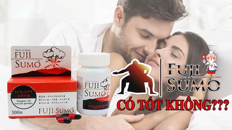 Fuji Sumo là sản phẩm gì? Sản phẩm này dùng có tốt không?