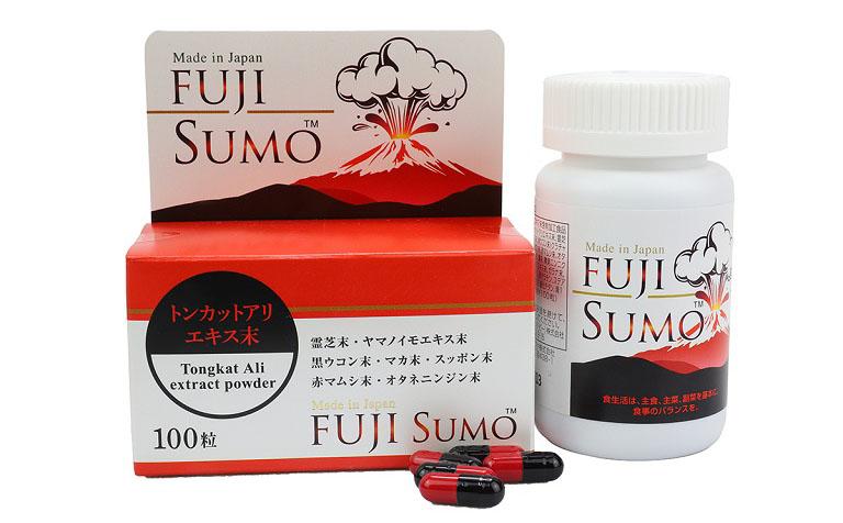 Fuji Sumo là thực phẩm chức năng hỗ trợ bảo vệ sức khỏe do công ty Dược Medicine Alpha của Nhật Bản nghiên cứu và sản xuất