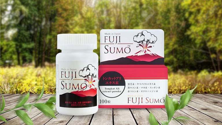 Thực phẩm chức năng Fuji Sumo của Nhật Bản có mức giá dao động từ 1.100.000 - 1.250.000 đồng/ lọ 100 viên