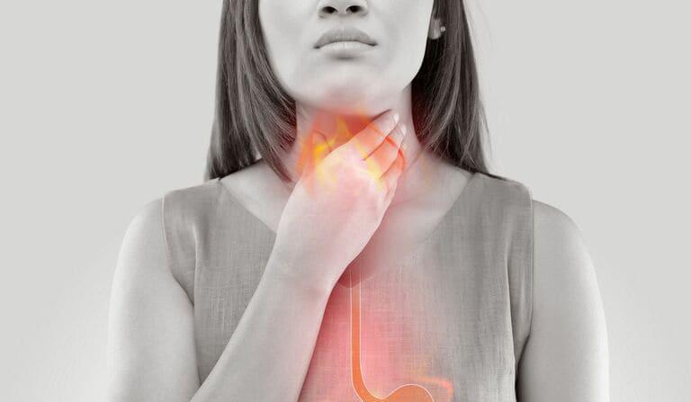 Biểu hiện thiếu axit trong dạ dày