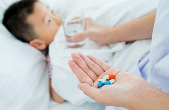Các thuốc chống trào ngược dạ dày cho trẻ tốt nhất