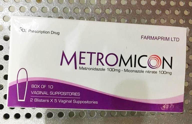 Thuốc Metromicon