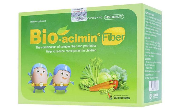 10 loại thuốc trị táo bón cho trẻ tốt nhất, dễ sử dụng