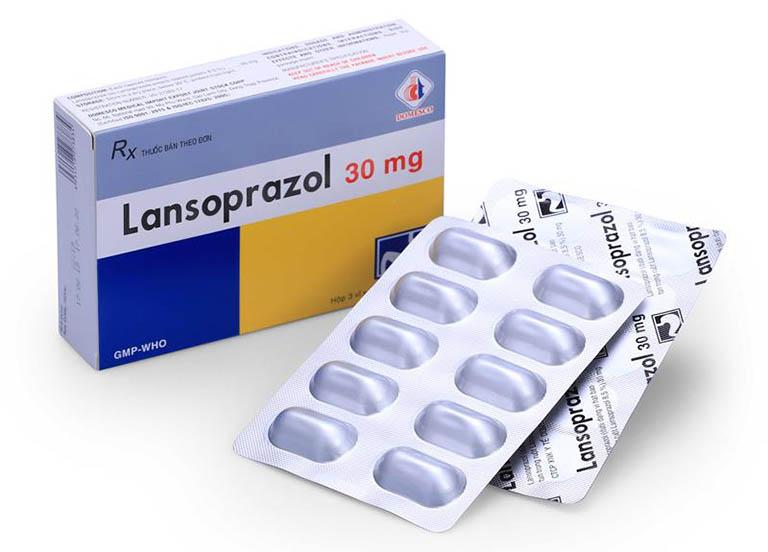 Thuốc Lansoprazol