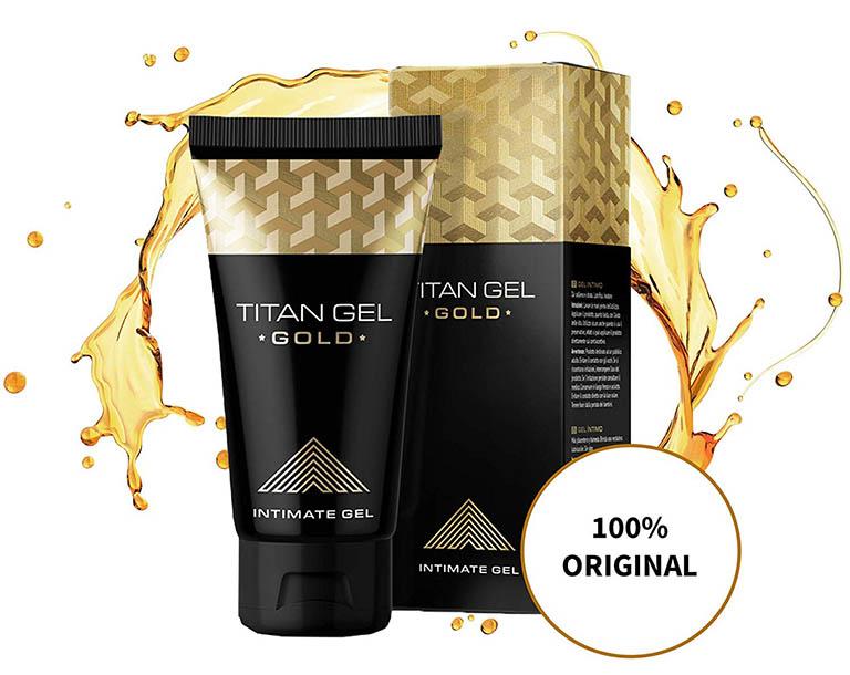 TITAN GEL GOLD: Công Dụng, Cách Dùng Và Giá Bán