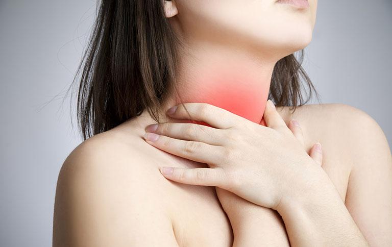 Biến chứng có thể xảy ra khi bị trào ngược dạ dày