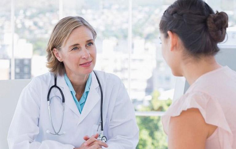 Đốt viêm lộ tuyến cổ tử cung là gì?
