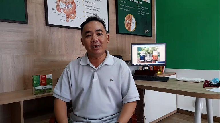 Bệnh nhân Lê Hưng Quốc