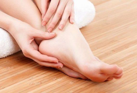 cách trị tê chân tay tại nhà