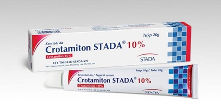 Các loại thuốc đặc trị ghẻ ngứa ở trẻ em