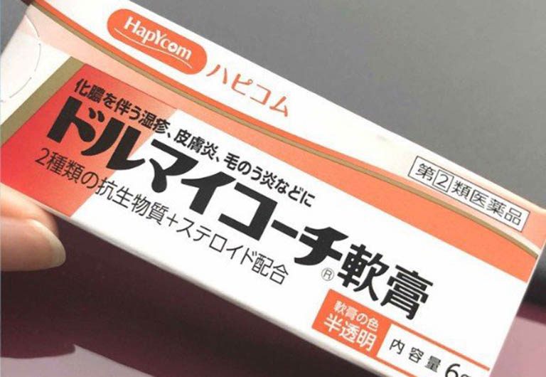 Các loại thuốc trị vảy nến của Nhật Bản tốt nhất hiện nay