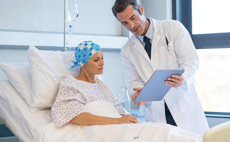 Ung thư cổ tử cung giai đoạn cuối là gì?