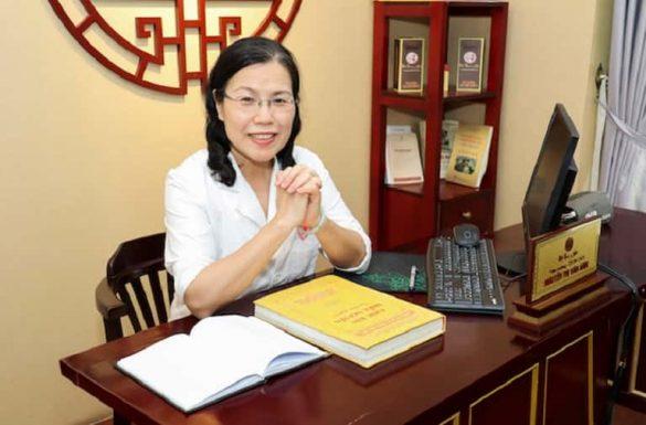 """Bác sĩ Nguyễn Thị Vân Anh - vị danh y nổi tiếng """"mát tay"""" trong điều trị bệnh sinh lý nam"""