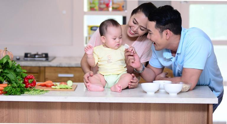 Một số lưu ý khi áp dụng các cách trị táo bón cho trẻ em