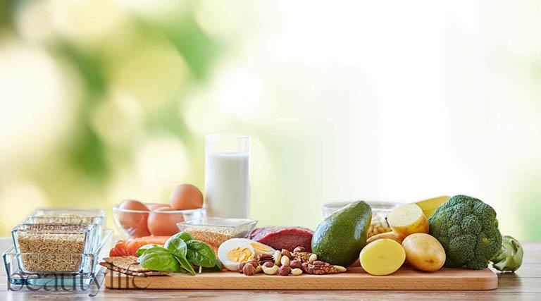 Một số lưu ý về chế độ dinh dưỡng cho người bị nang thận