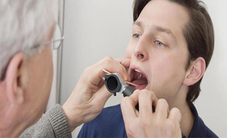 Chẩn đoán bệnh ung thư lưỡi