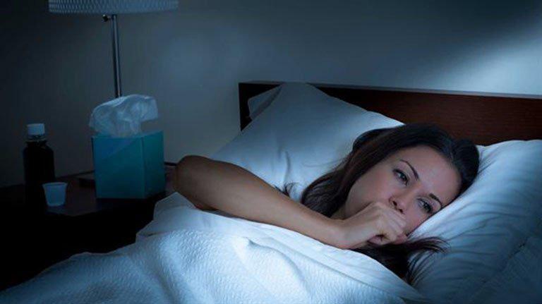 cách chữa ho khan về đêm
