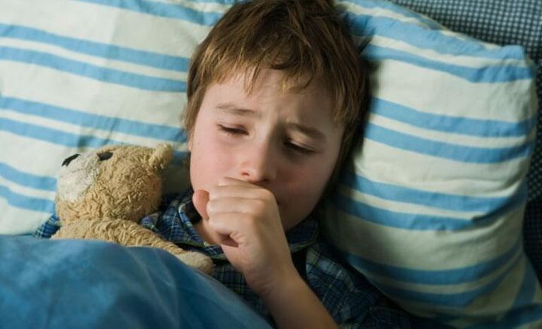 7 cách trị ho về đêm cho trẻ an toàn, hiệu quả nhất